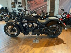 """Indian Scout  """"120 th"""" 0,99 % + EUR 240"""
