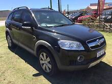 2007 Holden Captiva LX Auto from $79 per week with LOW KMs Wangara Wanneroo Area Preview