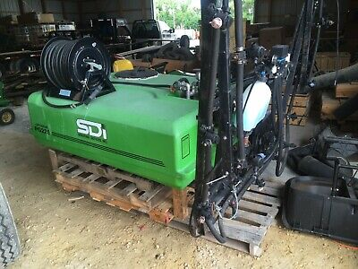 John Deere Pro Gator Sprayer - Sdi Optimum Pg225