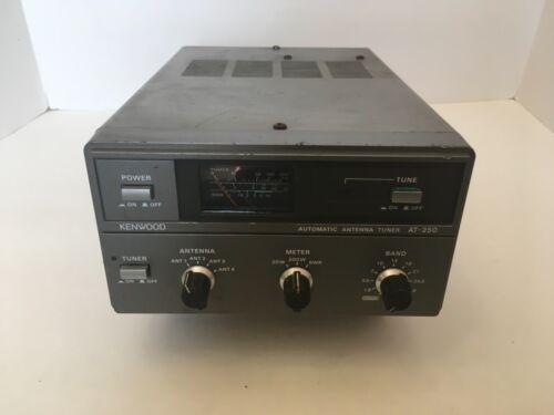 Kenwood AT-250 Automatic Antenna Tuner