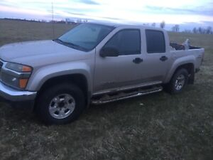 2005 GMC Canyon part out