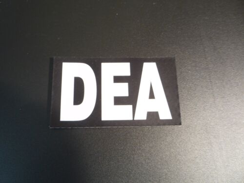 "DEA WHITE ON IR MAGIC BLACK solasX PATCH 2ND 3.5""X2"" WITH VELCRO® BRAND FASTENER"