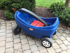 GUC little tikes wagon