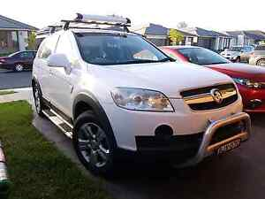 Captiva SX 2009 AWD 4x4 7seater Penrith Penrith Area Preview