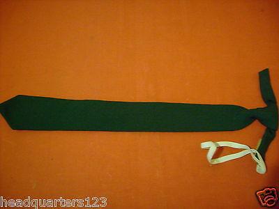 KVP MdI VP VOPO Binder Krawatte (grün,schmal)(#2)