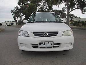 2001 Mazda 121 Hatchback Broadview Port Adelaide Area Preview