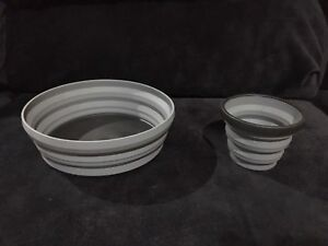 Sea to Summit Folding Bowl and Cup