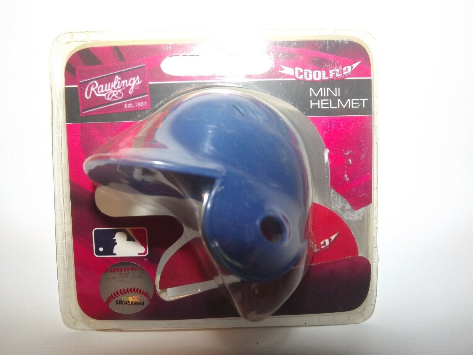 New York Yankees MLB Rawlings Pocket Size Mini CoolFlo Baseb