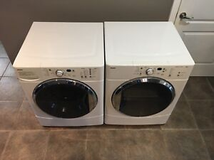 Matching HE Washer & Electric Dryer, King Size Capacity
