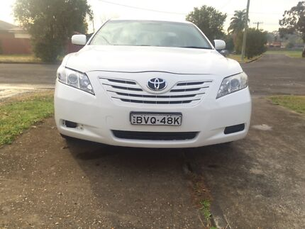 2007 Toyota Camry Liverpool Liverpool Area Preview