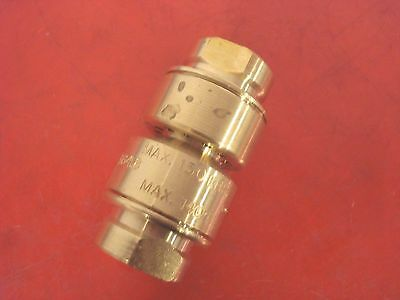 Watts Dual Check Valve With Atmospheric Vent 38 N9