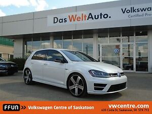 2016 Volkswagen Golf R 2.0 TSI PST Paid, MP3, Navigation, Blu...