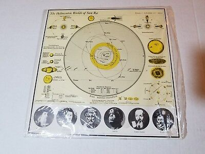 SUN RA - The heliocentric worlds of sun ra vol. 2 LP esp base italy