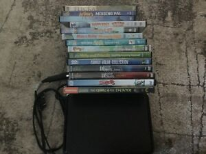 Movie bundle with DVD car player!