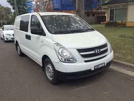 Hyundai iload turbo diesel needs engine  Bass Hill Bankstown Area Preview