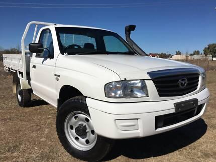 2002 Mazda B2500 Ute Cars Vans Utes Gumtree Australia
