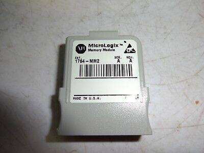 Allen-bradley 1764-mm2 Ser A Rev A Micrologix 1500 Memory Module