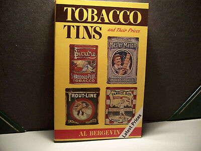 Tobacco Tins and their prices  Excellent Condition