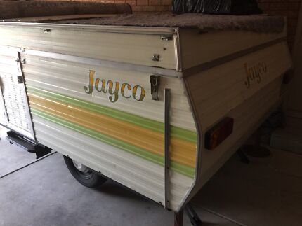 Jayco pop up caravan immaculate condition