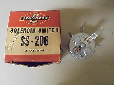Standard Motor Products SS206