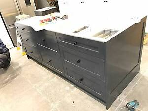 Affordable Australian Custom Built Kitchen - Free Quote Sylvania Sutherland Area Preview