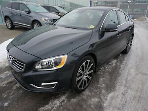 2017 Volvo S60 T6 AWD Demo sale!!!