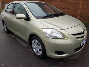 2008 Toyota Yaris Sedan Automatic Traralgon Latrobe Valley Preview