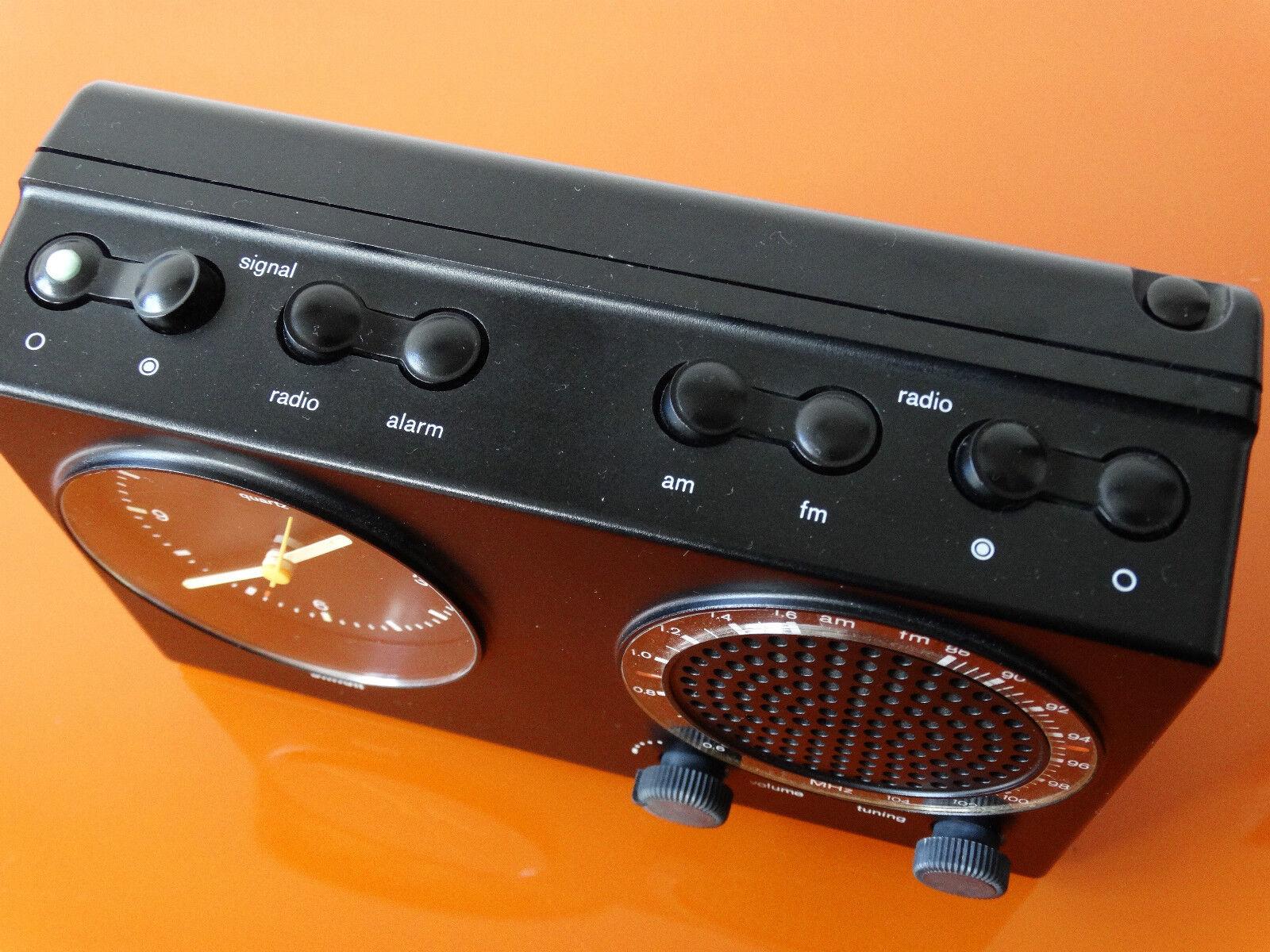 Braun Design Clock Radio Abr 21 Uhrenradio Wecker Rare