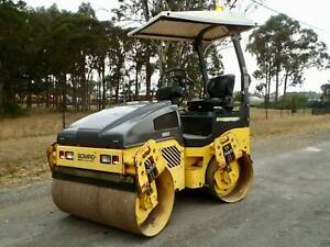2013 Bomag BW120AD-4 Tandem 2.6 Tonne Smooth Drum Roller Austral Liverpool Area Preview