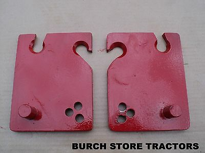 New Farmall Cub Drawbar Mounting Brackets  Usa Made