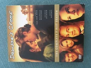 Dawson's Creek First Season DVDs