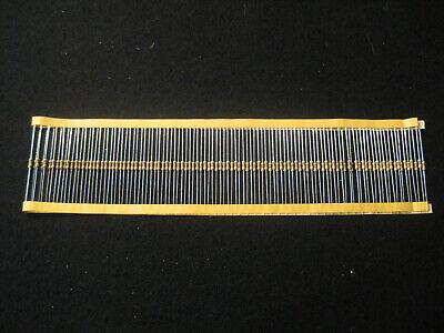 291-51reel Xicon 51ohms 14w 5 Carbon Film Resistors Lot Of 100