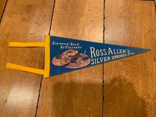 Vintage ROSS ALLEN