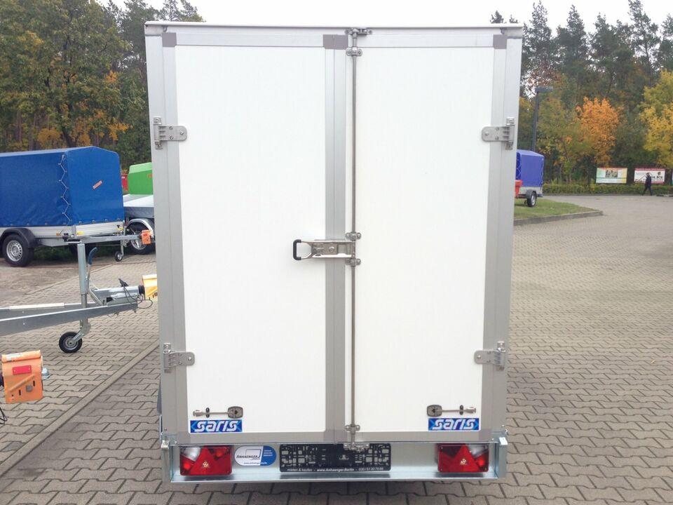 ⭐Anhänger Saris Koffer FW2000 2000 kg 306x154x150 cm Holzkoffer in Schöneiche bei Berlin