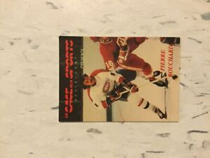 # 26 Pierre Bouchard hockey cards