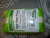 Agar-agar Alga Rossa Cucina Vegetariana Agente Gelificante 500 -  - ebay.it