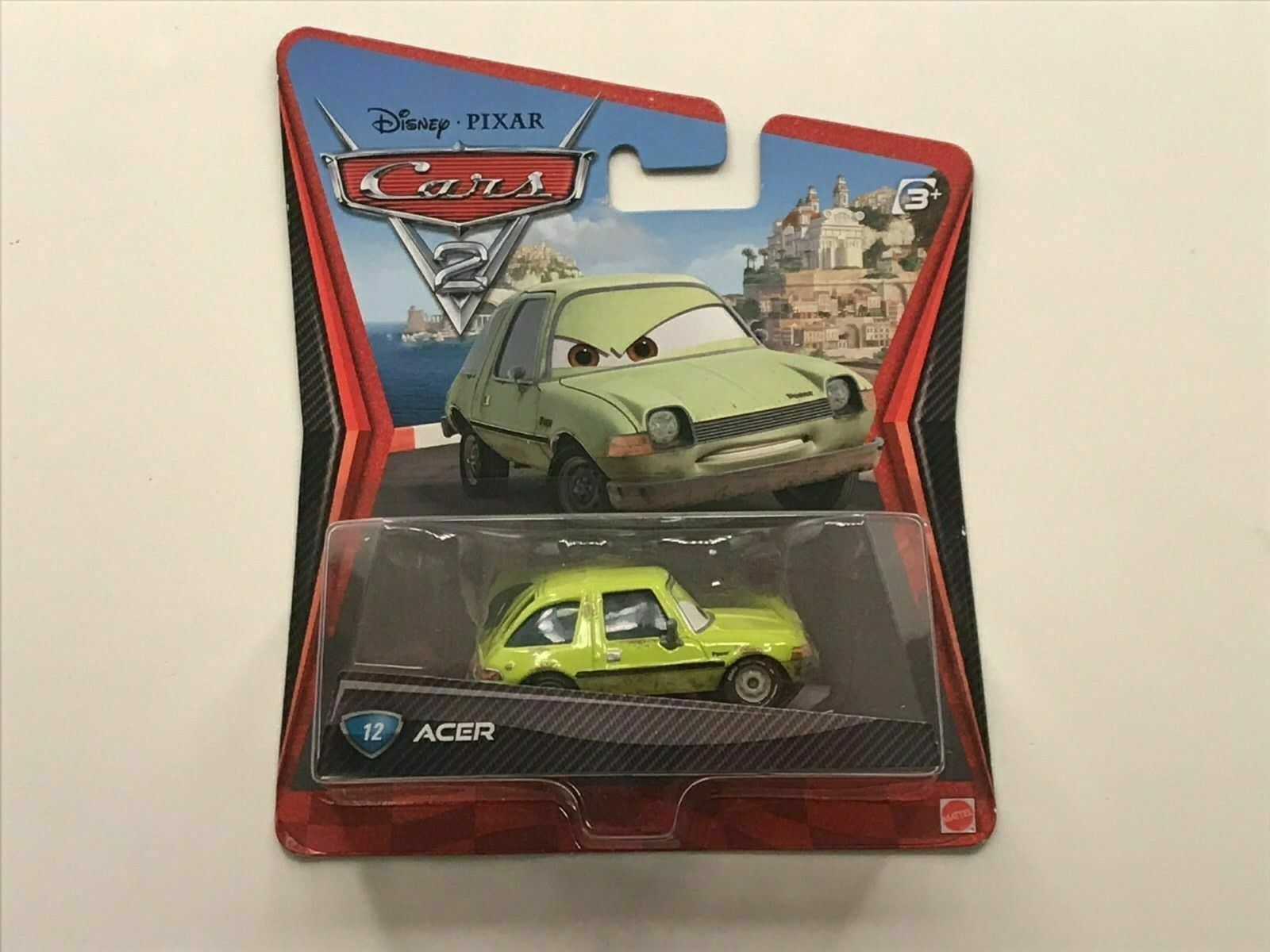 Disney Pixar Cars 2 Acer #12 I Have More Cars /& Always Combine Shipping.