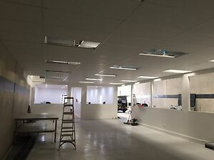 Office fitouts / partitions and Gyprocking services . Penrith Penrith Area Preview