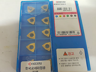 WCMX06T308FN BP010  Superior quality Indexable blade dril CK 10pcs