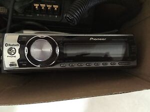 Amp, sub woofer and headset Gunn Palmerston Area Preview