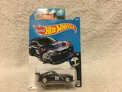 HOT WHEELS SUPER TREASURE HUNT  BMW Z4 M MOTORSPORT Protector