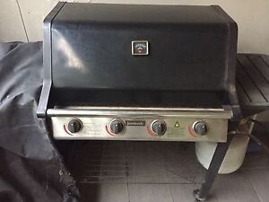 FREE Jumbuck 4 burner BBQ with gas bottle and cover Greenwich Lane Cove Area Preview