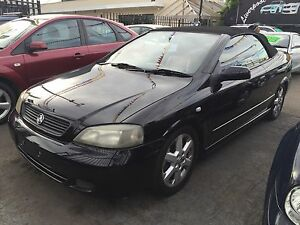 2002 Holden Astra Convertible Liverpool Liverpool Area Preview
