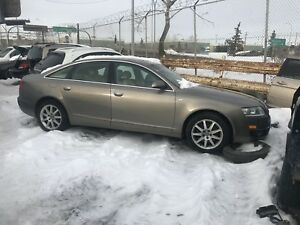 2008 Audi A6, for parts only