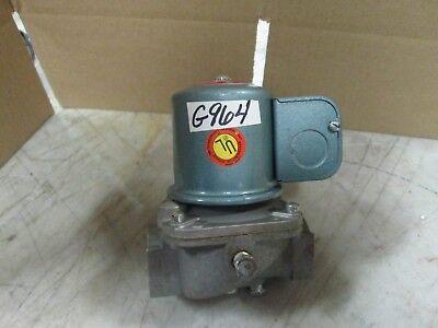 Itt General Magnetic Valve Cat K3a582 Type K34 1 Fnpt 120 Volts New