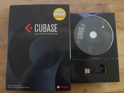 Steinberg Cubase 7.5 Advanced Music Production System