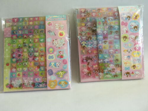 Letter Set--Jewelpel Or Sugarbunnies to Choose - Sanrio Original, Made in Japan