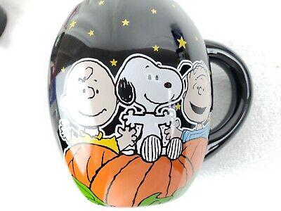 Peanuts It's The Great Pumpkin Halloween Large Coffee Mug Charlie Brown Snoopy - It's Halloween Pumpkin