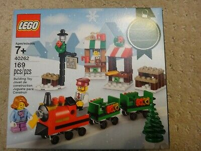 Lego New Sealed Set 40262 ~ Train Ride Christmas 2017 Holiday Seasonal Limited