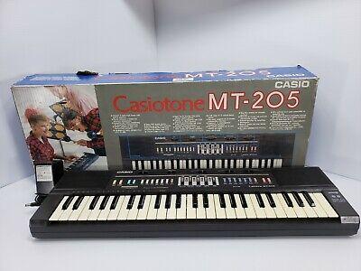 "Casio MT-205 Casiotone Keyboard EAS-8P109SG 4 Ohm 3/"" Mini Small Speaker Part Vtg"